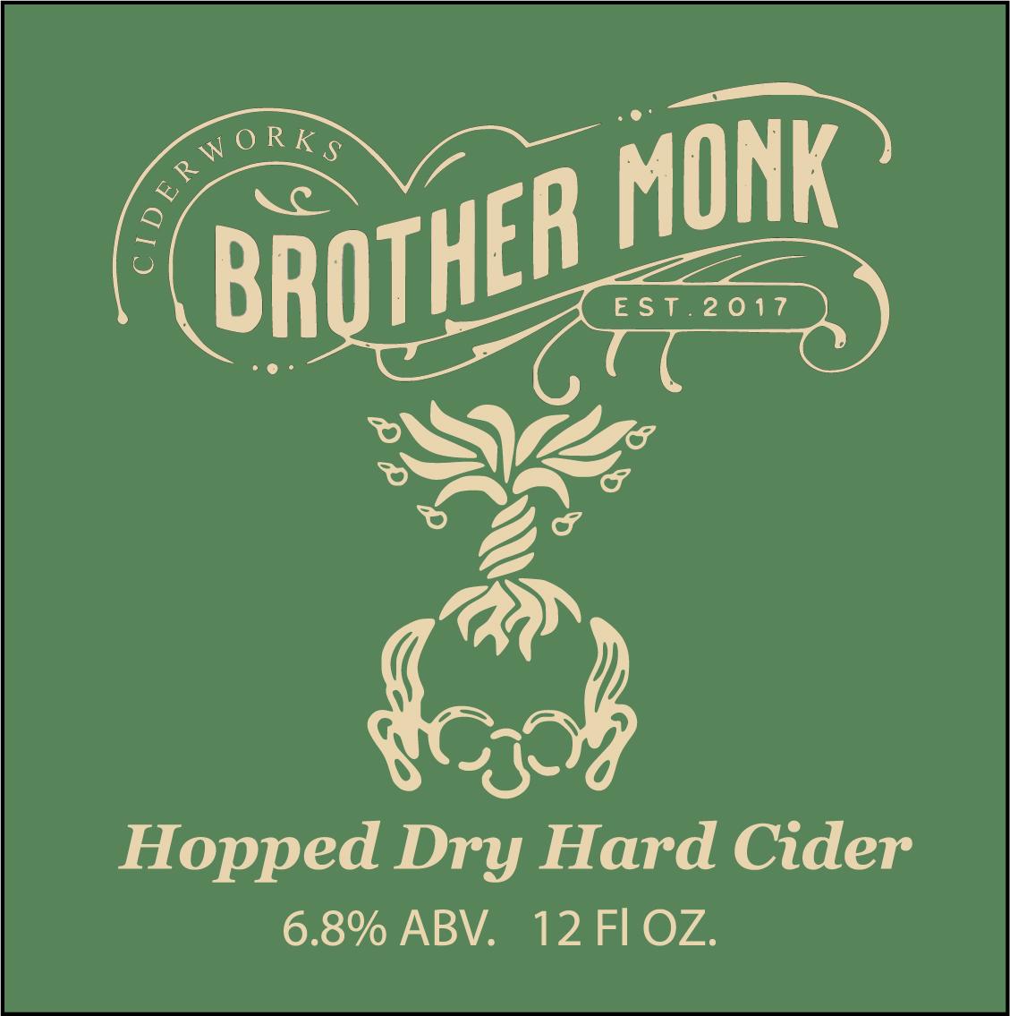 Hopped Dry Hard Cider Logo